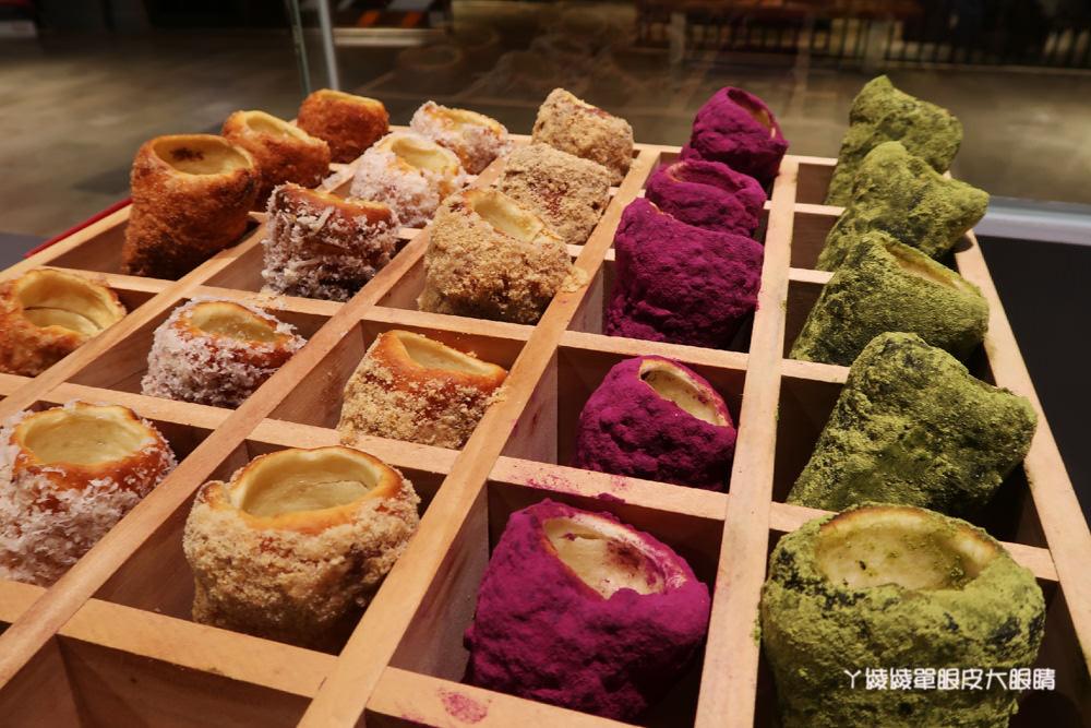 新竹巨城美食推薦樂捲瘋!東歐匈牙利百年甜點煙囪捲來新竹