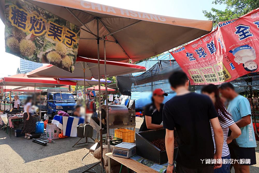 新竹旅遊景點!新竹假日花市過年營業時間、新竹公園櫻花、新竹玻璃工藝館、清大梅花