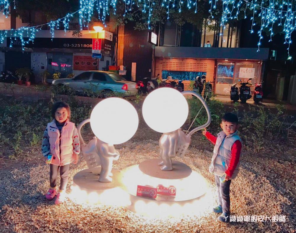 2019新竹市燈會!元宵節提燈踩街!一起來當小小巴斯光年,太空漫遊慶元宵
