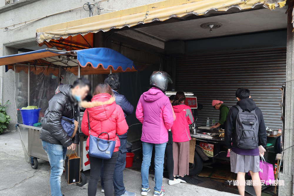 新竹餡餅推薦郭記餡餅!西門郵局旁三十年古早味老店
