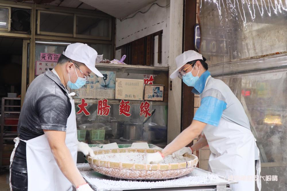 新竹湯圓推薦!麥香苑包子饅頭店,元宵節賣五種口味的元宵,人氣招牌爆漿紅糖包子