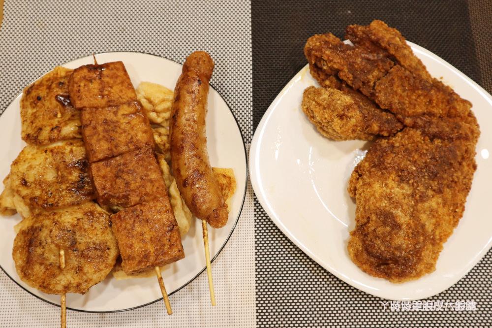 新竹鹹酥雞推薦蕭家鹽酥雞,隱身巷弄的低調鹽酥雞店,什麼都可以炸?