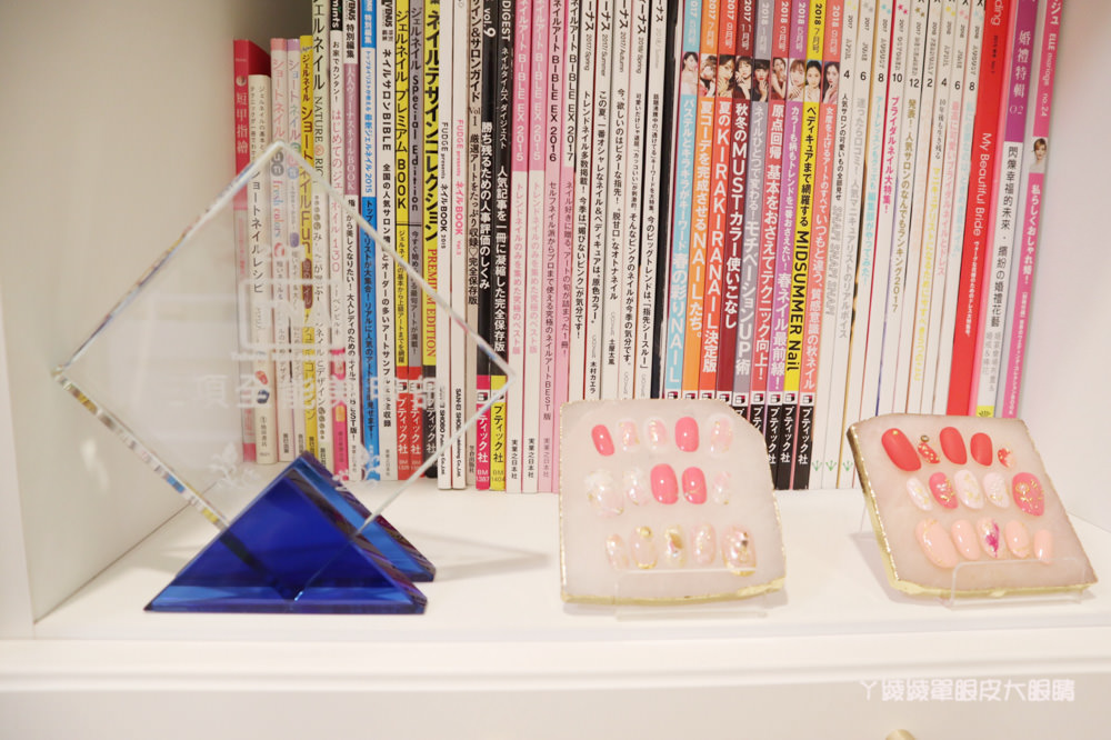 新竹美甲推薦Miss M. nail studio,手足保養、光療凝膠指甲、卸甲分享