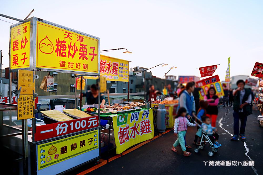 新竹湖口觀光夜市美食懶人包,湖口觀光夜市營業時間、地址、停車資訊,內附新竹夜市時間表