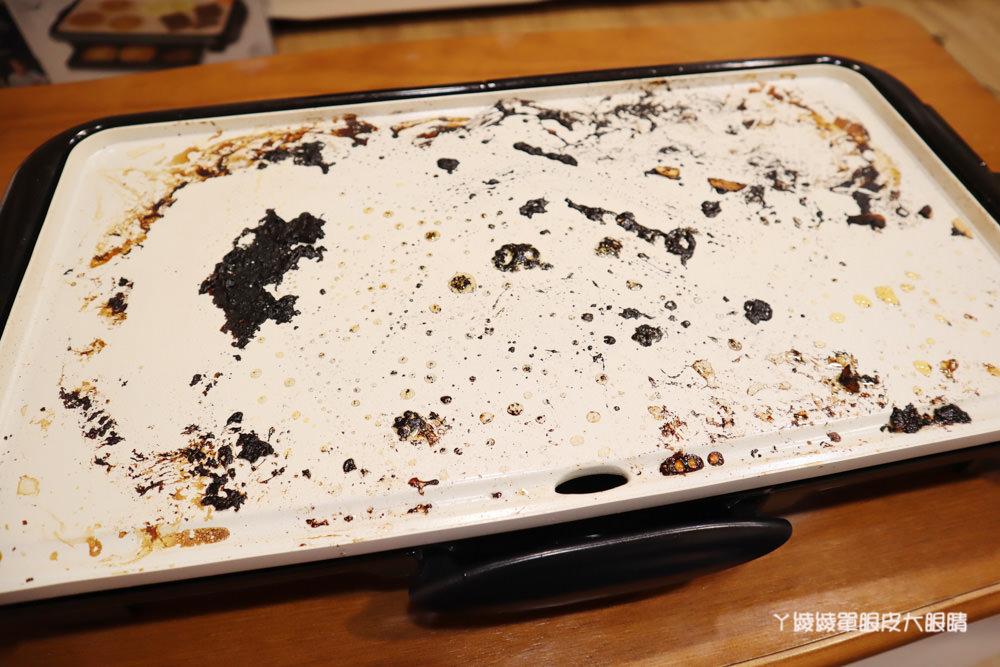 美國OSTER陶瓷電烤盤,推薦超好用平價BBQ烤盤一機多用!