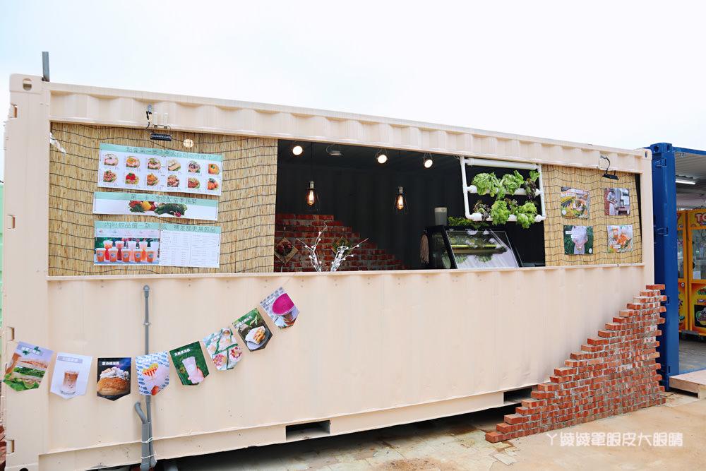 新竹A5文化創意園區連假試營運!超大型扭蛋機、變形金剛、特色貨櫃市集