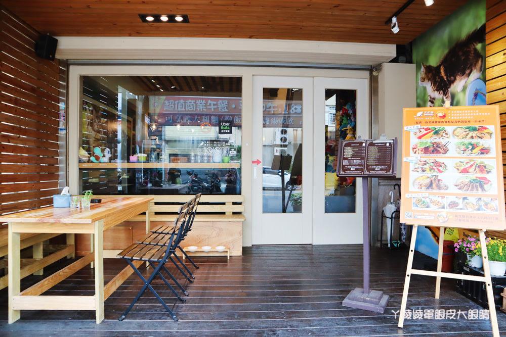 竹北平價美食餐廳推薦流浪貓香草義式廚房,竹北寶可夢主題美食餐廳!貓奴們快來找主子