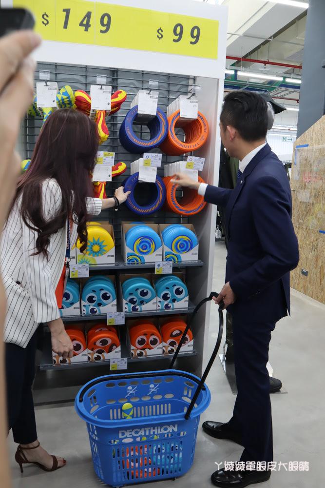 台灣迪卡儂新竹店明天正式開幕!營業時間、交通資訊、停車場環境搶先看!到新竹好市多隔壁衝一波!