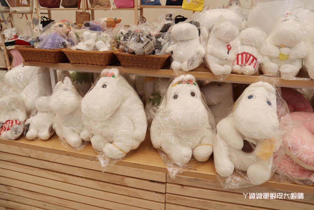 新竹免費展覽!嚕嚕米MOOMIN主題商品展,新竹巨城免費入場!