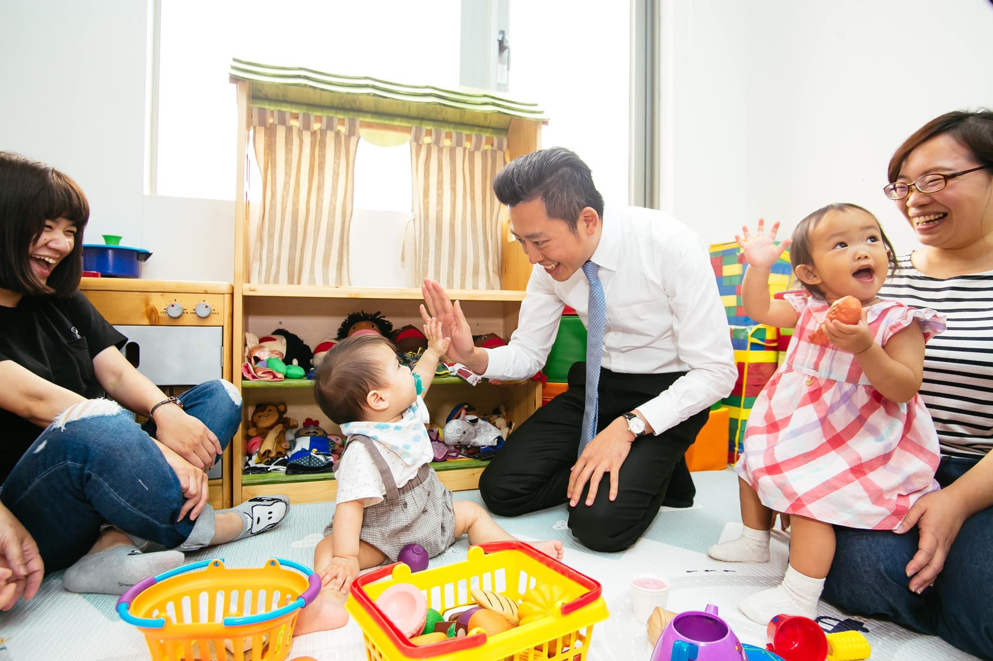 全台第三個定點臨托的縣市在新竹市!新竹婦女館提供定點臨時托育服務