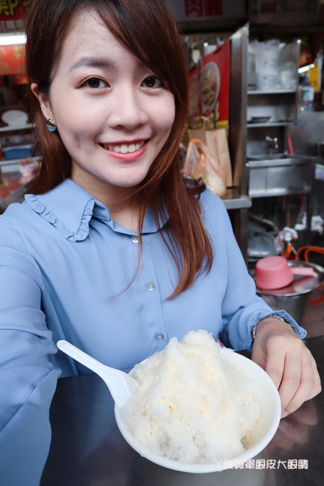 新竹冰店推薦城隍廟林家冰店!新竹傳承百年的老冰店,好吃又清爽的冰品美食