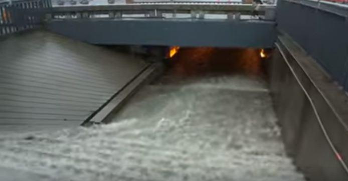 新竹下大雷雨!豪雨警報多處路段淹水,已封閉路段及地下道、積淹水路段資訊整理