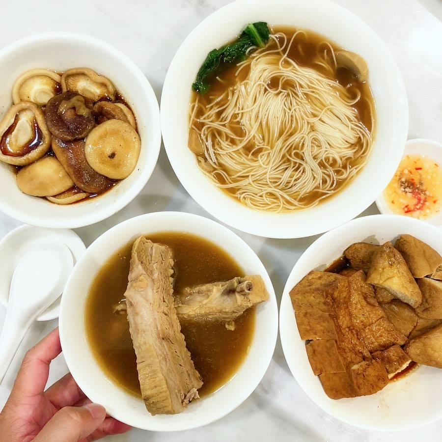 黃亞細肉骨茶新竹巨城店正式開幕!新加坡美食推薦