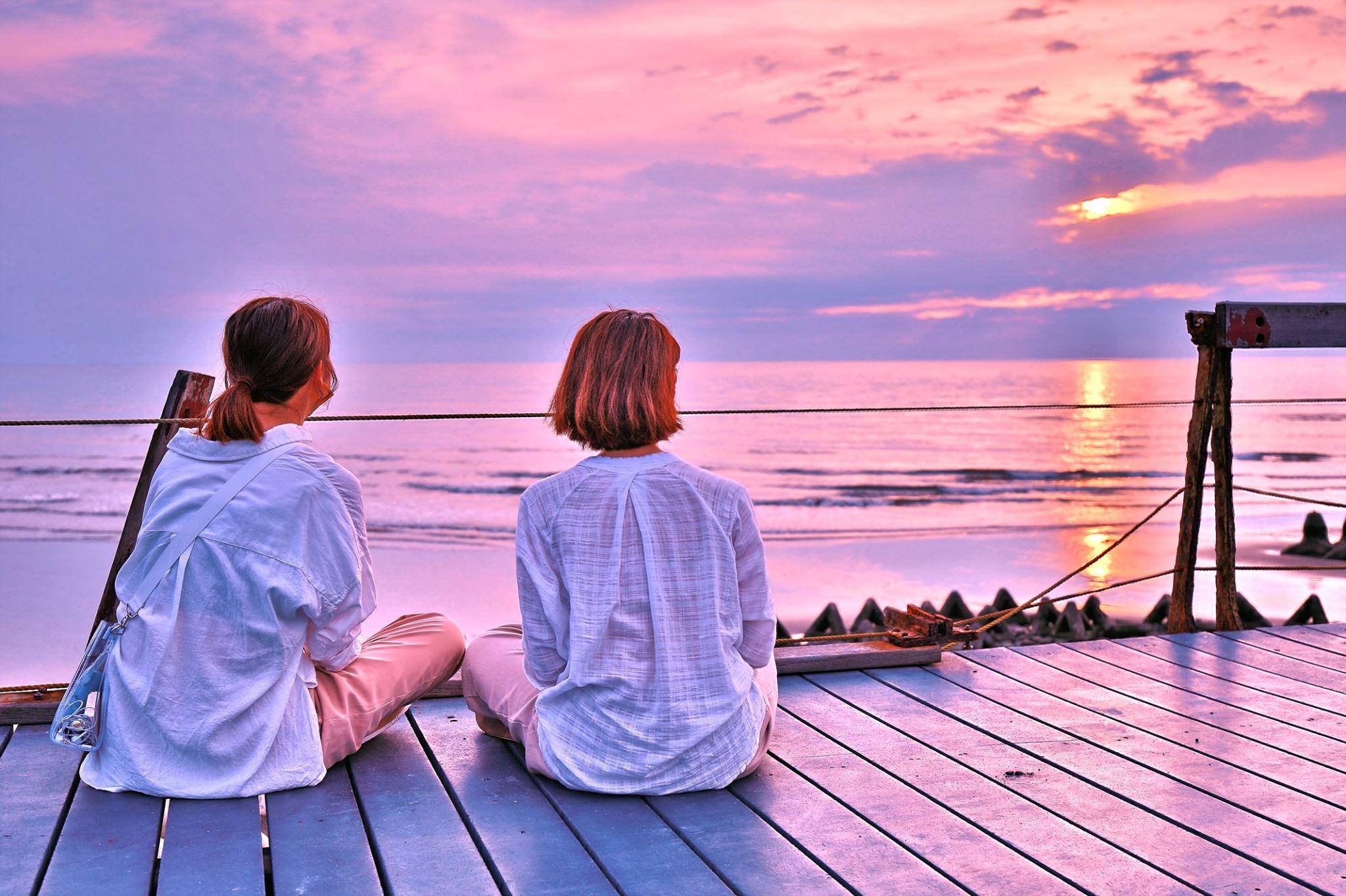 2019港南運河親子運動日!港南運河風景區即將開放,6月23日一起來無障礙海岸新樂園