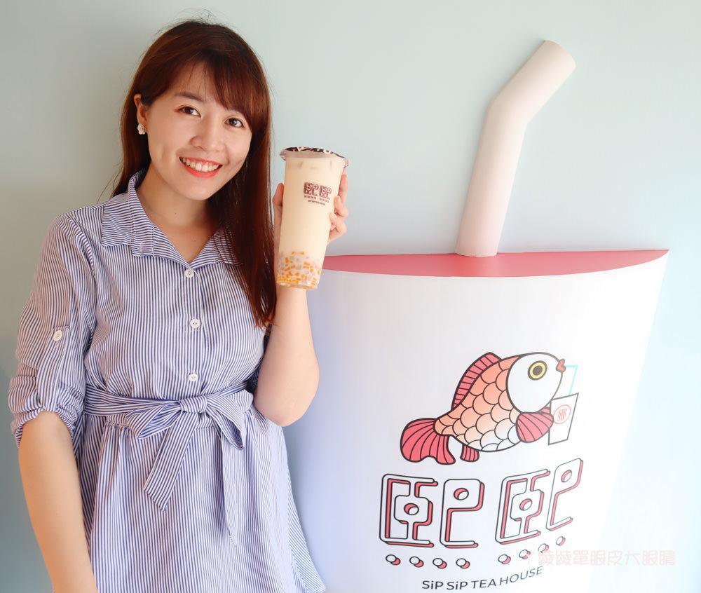 新竹飲料外送推薦熙熙茶飲!超大立體飲料杯在新竹!週年慶指定飲品買一送一