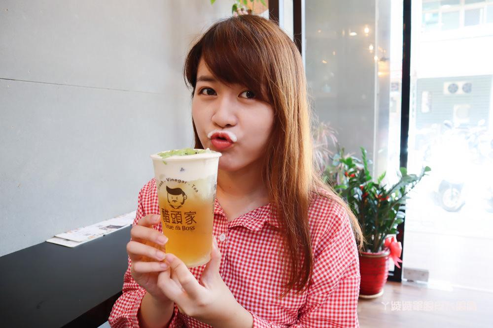 新竹科學園區飲料外送推薦醋頭家!不會酸到閉眼睛的酵醋飲品專賣店,國外也有賣(暫停營業)