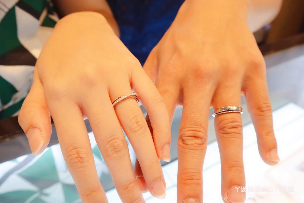 2019新竹婚戒推薦施鉑!推薦結婚新人10款求婚戒、男女對戒、鑽戒精選款式,客製化婚戒訂做