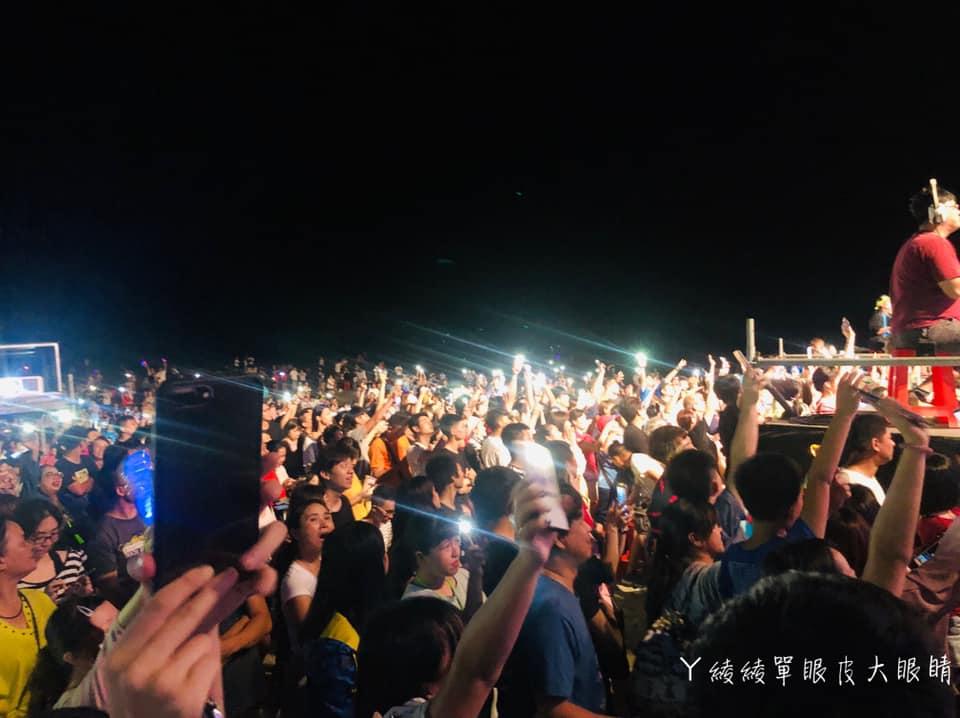 2019竹北新月沙灘海洋音樂嘉年華!連續三天戶外音樂派對嗨翻天!交通管制接駁車資訊懶人包