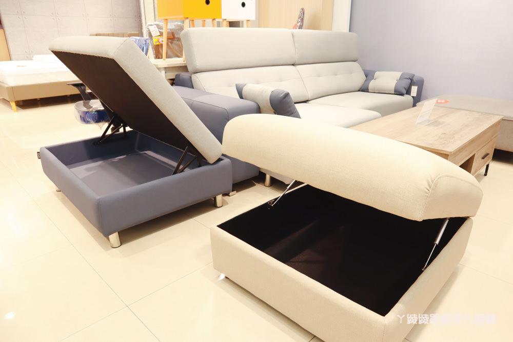 竹北家具推薦!億家俱批發倉庫,優質平價沙發、床、收納系統櫃可客製化!全館六折出清