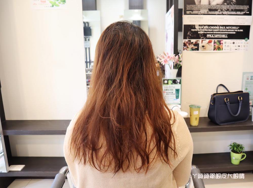 新竹染燙髮推薦千羽時尚髮藝!竹北質感染髮推薦,扁塌細軟髮也能燙出燙出自然捲度