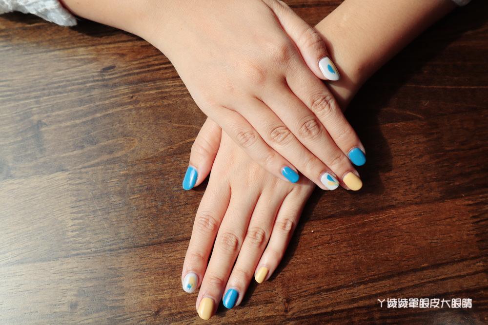 新竹香山美甲推薦,Miss M. nail studio手足凝膠指彩、手足保養!週年慶全面八折起