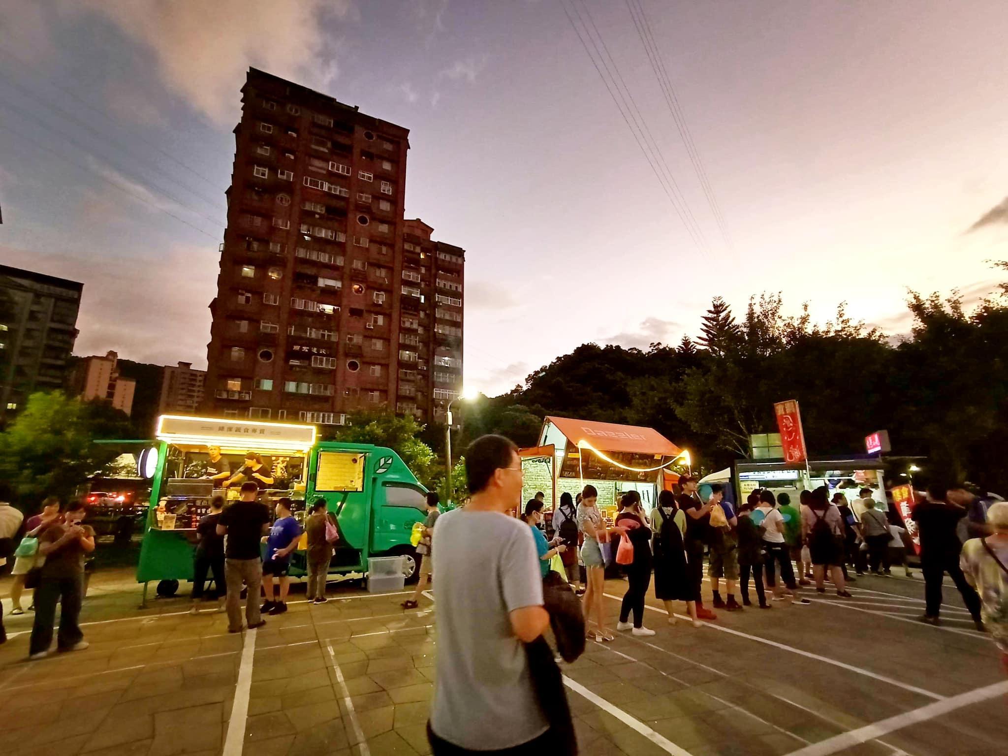 素食朋友吃起來!全台跑透透、限定版素食小夜市來新竹!只有一天