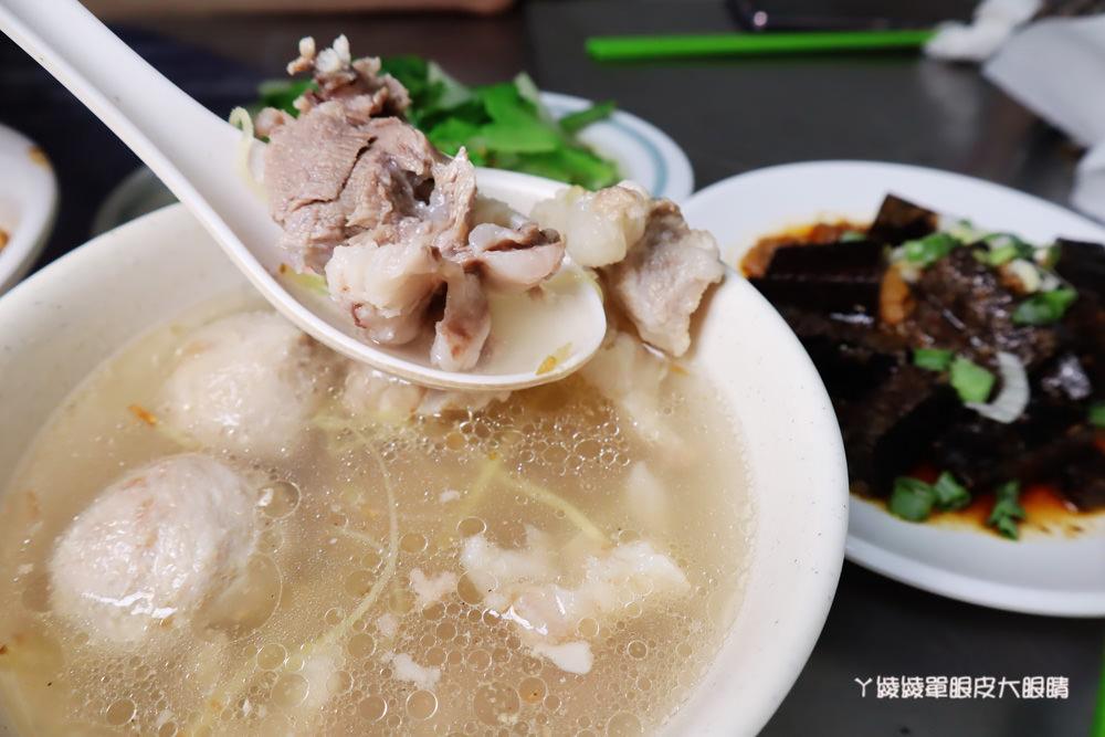 新竹宵夜|華南現煮麵攤,營業到凌晨的平價小吃