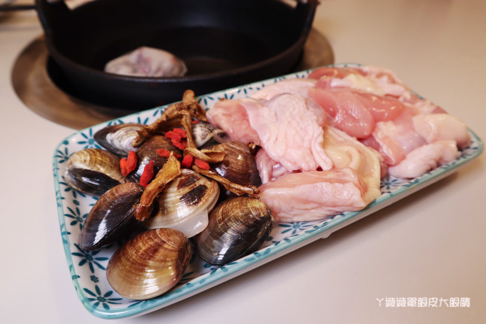 新竹火鍋推薦同樂食鍋|誤以為下午茶咖啡廳的火鍋店,連鳥籠都擺上桌!痛風海鮮甜甜價