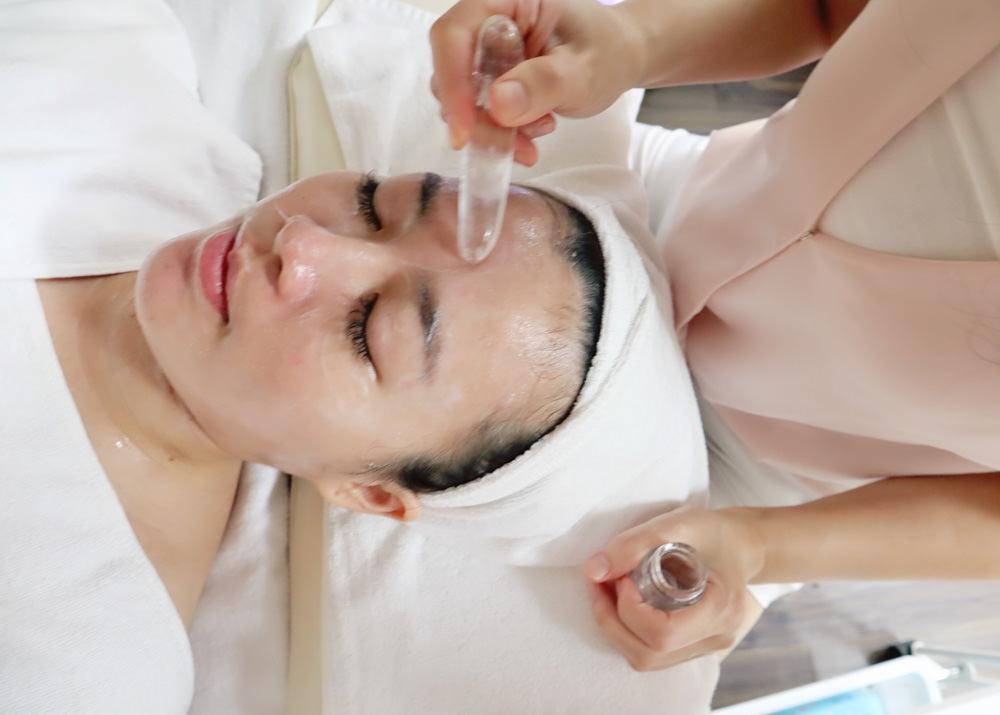 新竹SPA推薦蓹心身心靈美學!臉部肌膚保濕透亮分享,新竹美容美體spa推薦