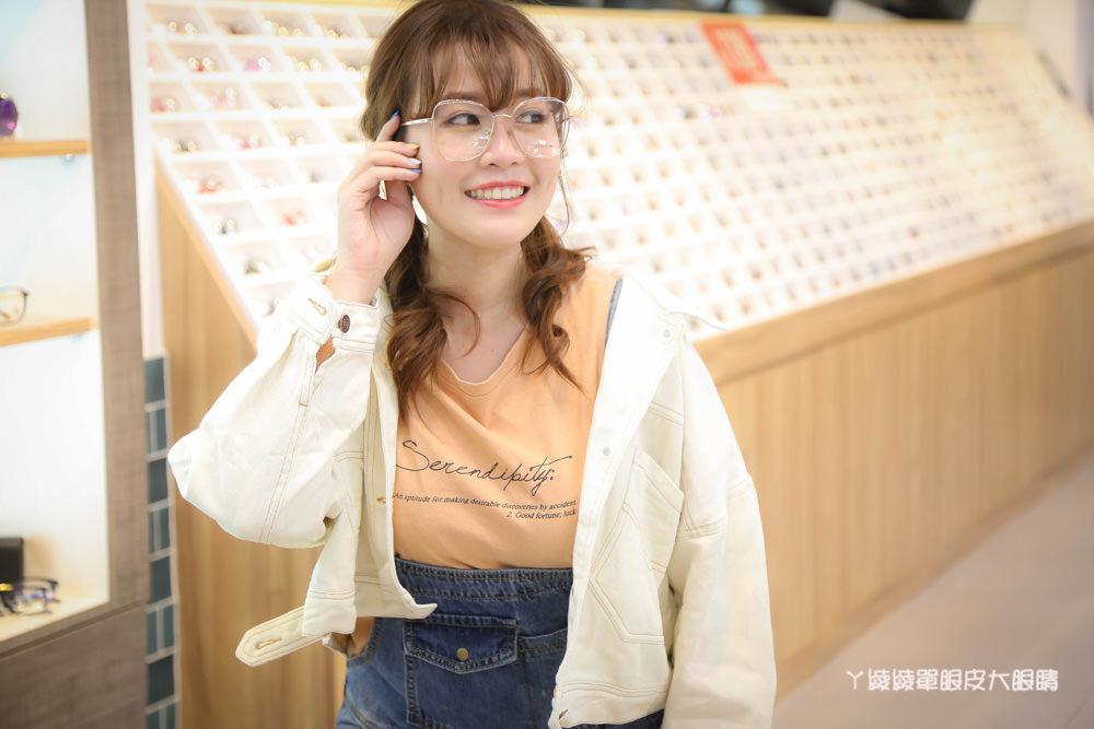 新竹眼鏡行推薦目框眼鏡!網美網帥購物必備時尚配件,超像咖啡廳的眼鏡店!專業親切快速交件