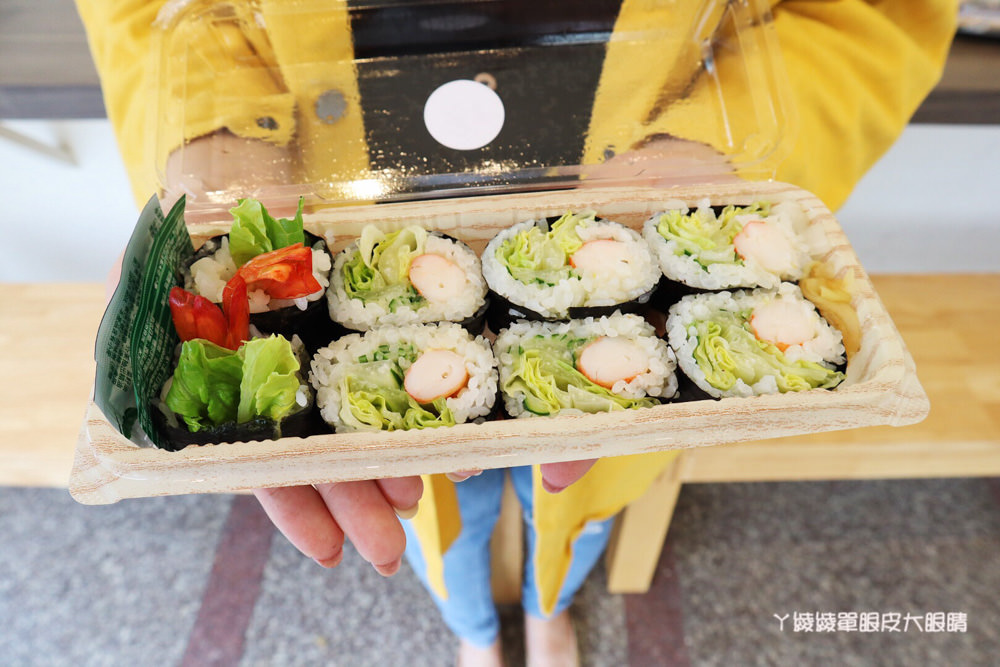 新竹美食推薦禾壽司!竹北首家外帶外送壽司專門店,CP值高的公司商務便當外送、精緻會議便當