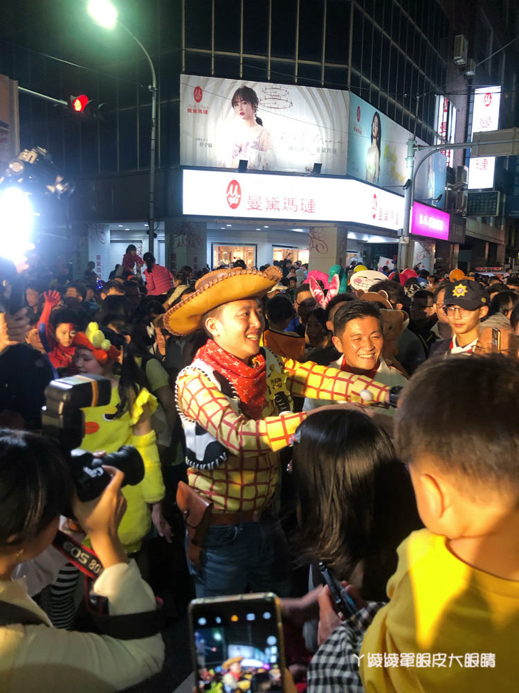新竹市萬聖節大遊行來了!動物搗蛋趴主題,一起來嗨翻新竹