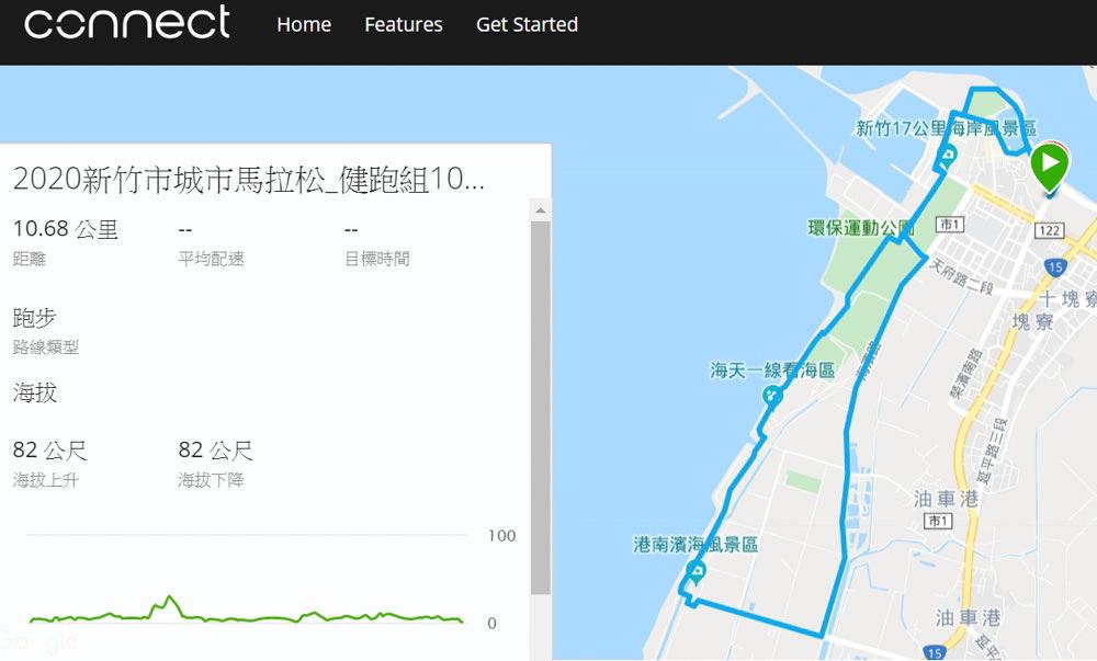 新竹市城市馬拉松!2020幸福新竹、微笑路跑11月1日中午開放報名