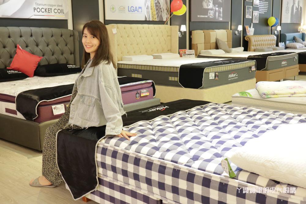 新竹床墊推薦床大師!年終出清特賣會開跑,各式床墊寢具優惠最低45折起!購買指定床款抽電視