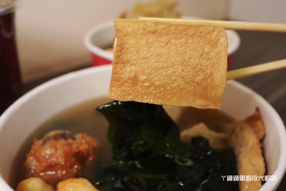 竹北關東煮推薦禾壽司!冬季每日限定新品,天冷來碗暖呼呼的關東煮!用料實在、湯頭鮮甜好喝