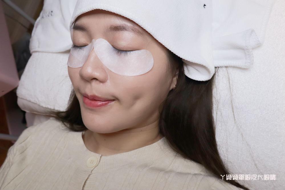 新竹東區美睫推薦伊思蔓國際美學!過年心機偽素顏術,超清新自然風的接睫毛款式