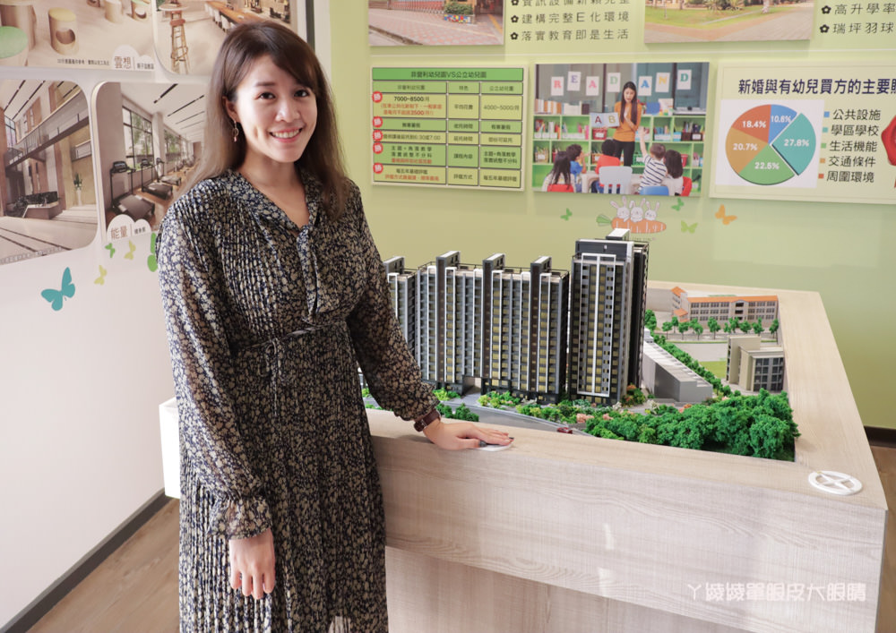 桃園楊梅賞屋心得分享|和發建設閱森活建案低總價398萬起,萬坪綠海景觀宅、國中國小雙校區9年免接送