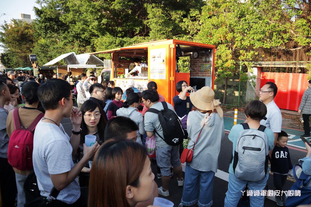 夯透全台灣的無肉市集!週六新竹將軍村集聚全台35個蔬食品牌,自帶環保餐具裸賣裸買