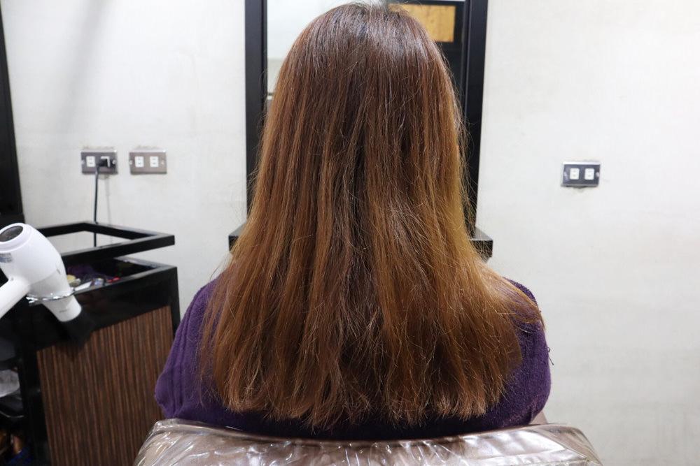 新竹染髮推薦H.S hair salon!秋冬髮色推薦霧感深髮色,高雅又有質感!過年前大優惠