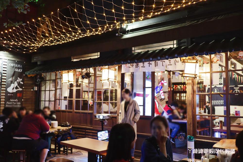 新竹居酒屋推薦京町家日式串燒居酒屋!護城河邊美到翻的日式老宅,穿越時空享受懷舊氛圍吃美食喝酒