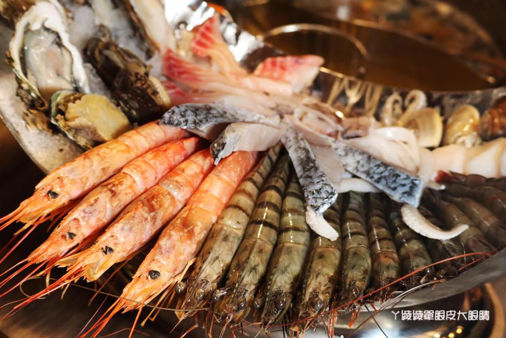 新竹竹北美食推薦非炸不可!新竹火鍋店竟有賣鹽酥雞炸物跟龍蝦雞排,營業到凌晨