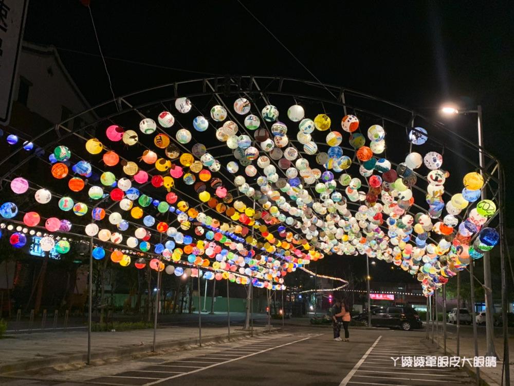 2020新埔花燈迎天穿!近四千盞彩繪燈籠高掛、千人油笐火夜遊、主題花燈、交通管制及接駁車資訊