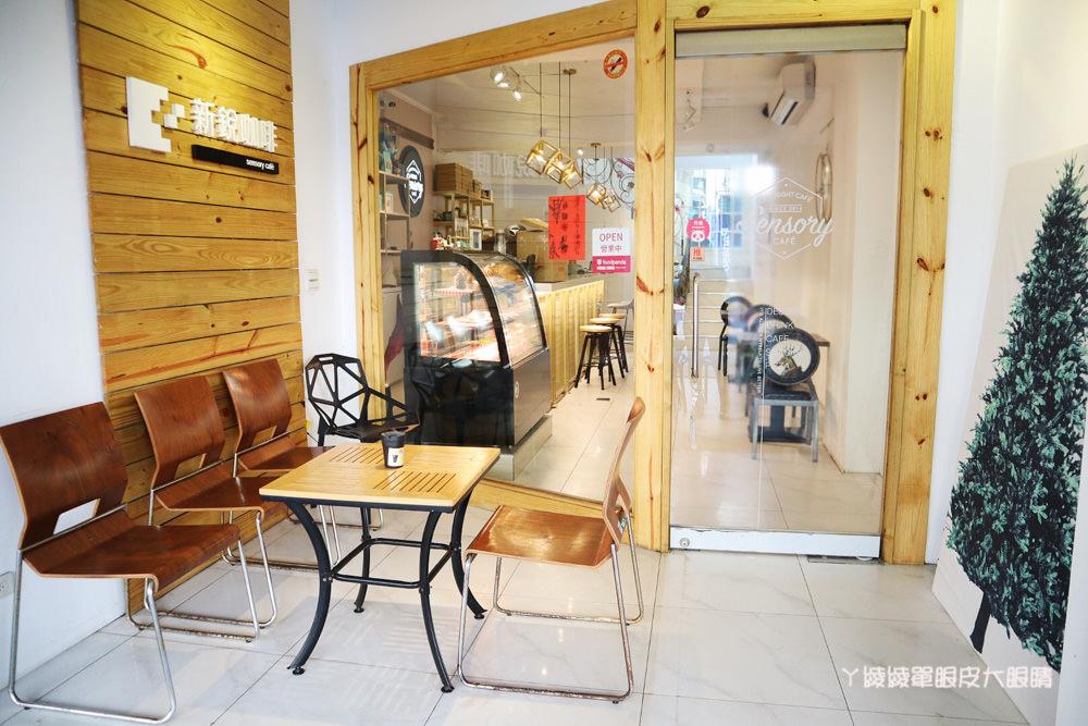 新竹深夜咖啡廳推薦新銳咖啡西大店,有插座wifi不限時貓咪餐廳!水潤餅漢堡好好吃