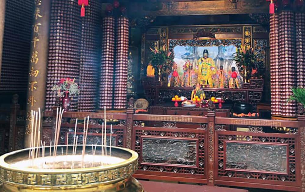 2020新竹過年各寺廟廟宇活動|春節農曆新年拜拜祈福拿開運紅包、求錢母發財金、奉頭香