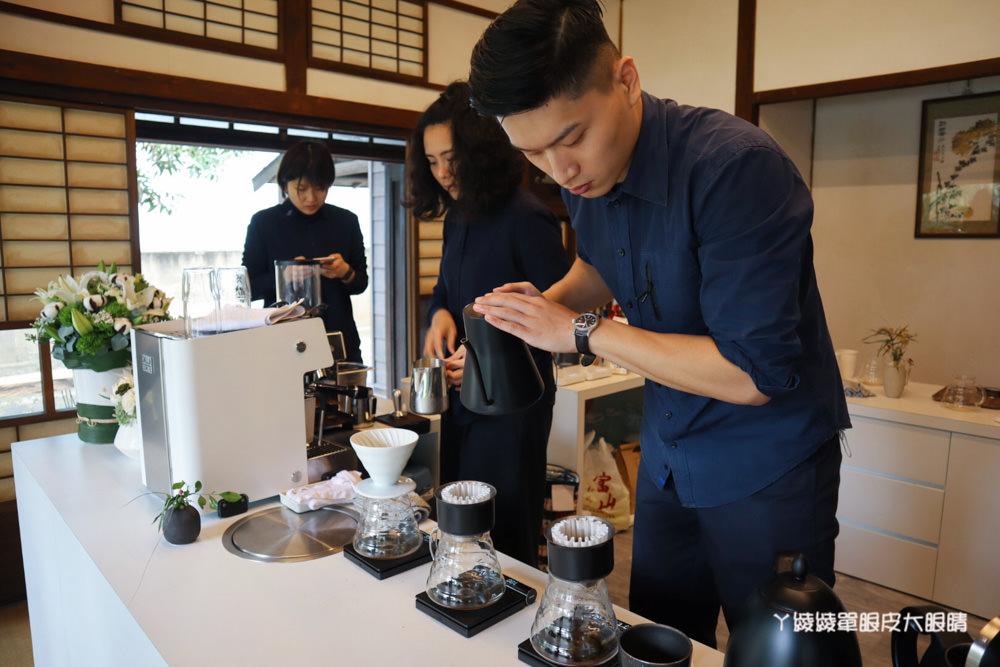 新竹市定古蹟辛志平校長故居重新開幕!世界冠軍咖啡師王策二號店與39A CAFE進駐新竹百年日式老屋