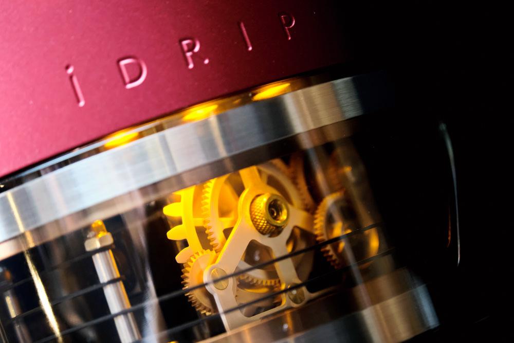 iDrip全世界第一台還原世界冠軍的智能手沖咖啡機!iDrip智能手沖咖啡機展銷中心新竹店新開幕