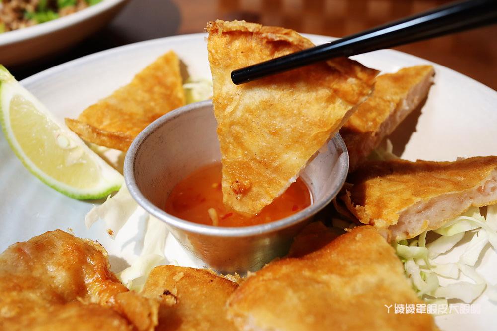 新竹平價泰式料理!百元上下就能吃到的泰式料理餐廳,一個人也可以來吃泰式美食小吃