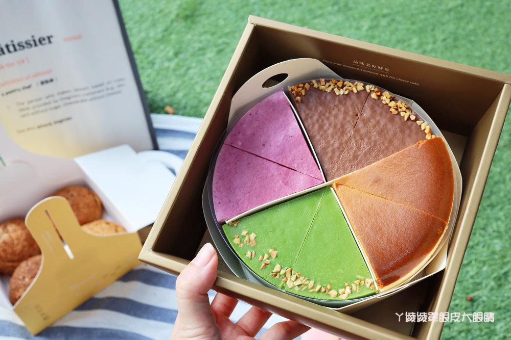 辦公室宅配團購美食甜點推薦!來自高雄超人氣狂銷的品好乳酪蛋糕,進駐台南新天地西門店