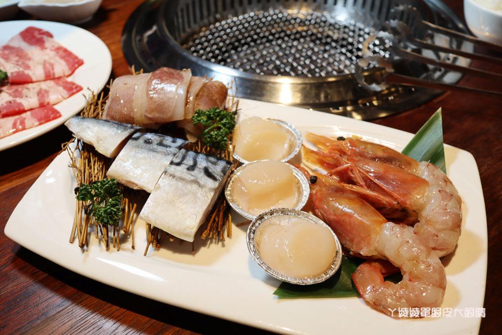 新竹竹北燒肉推薦尼庫燒肉!週年慶和牛買一送一,參加活動抽一週免費暢吃尼庫燒肉