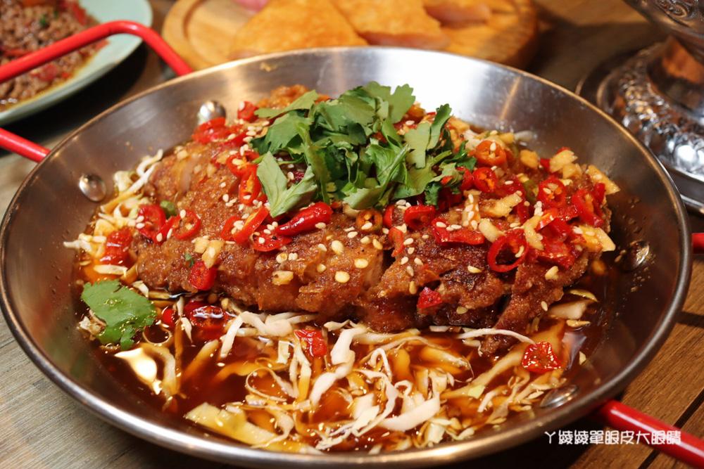 新竹泰式料理推薦505 Thai 泰式定食!一個人也可以來竹北泰式餐廳,泰國招牌嘟嘟車來新竹
